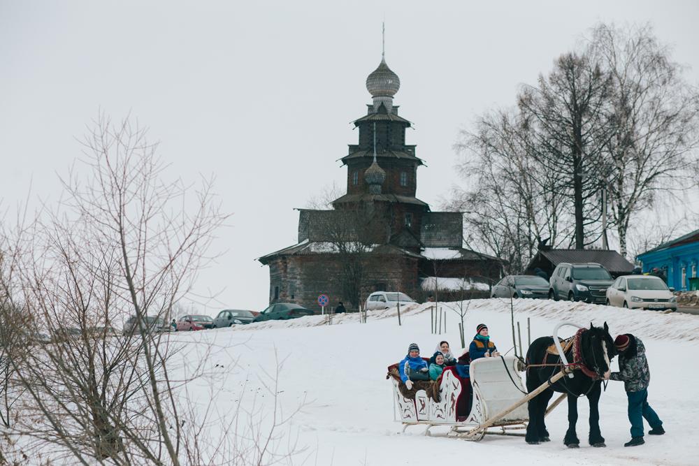 В этом музее деревянного зодчества более 20 памятников старины, которые Росимущество хочет передать в собственность региона. Фото: РИА Новости