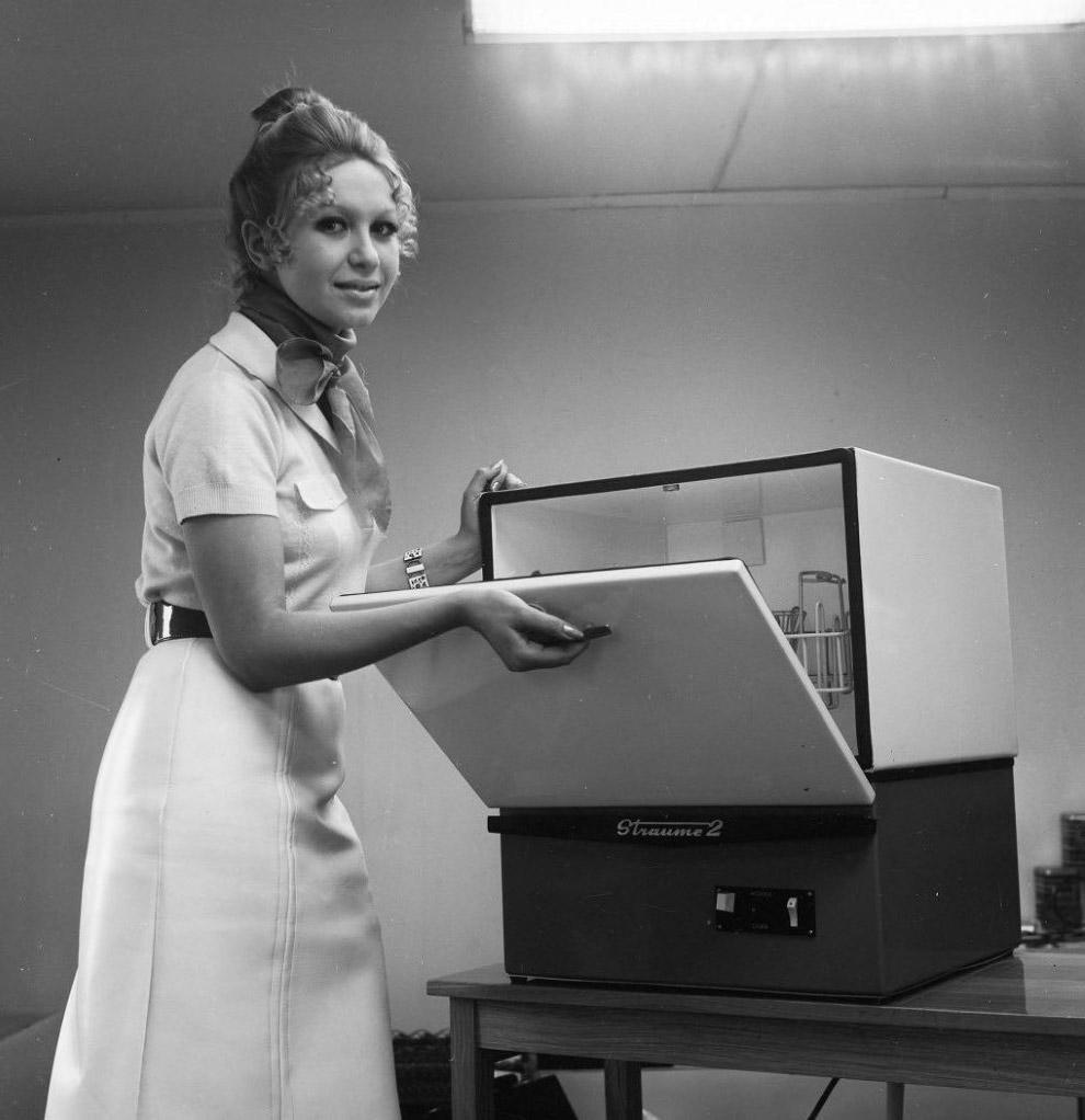Посудомоечная машина «Стауме-2»