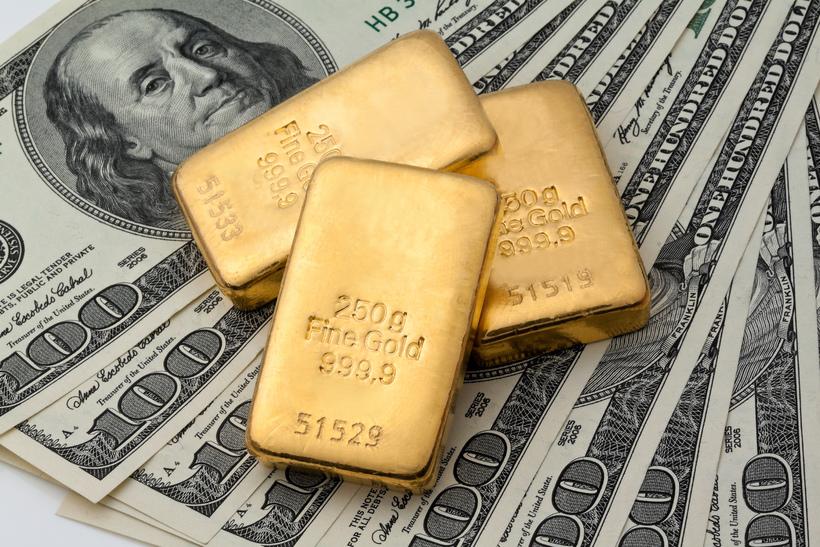 Золотые резервы мира