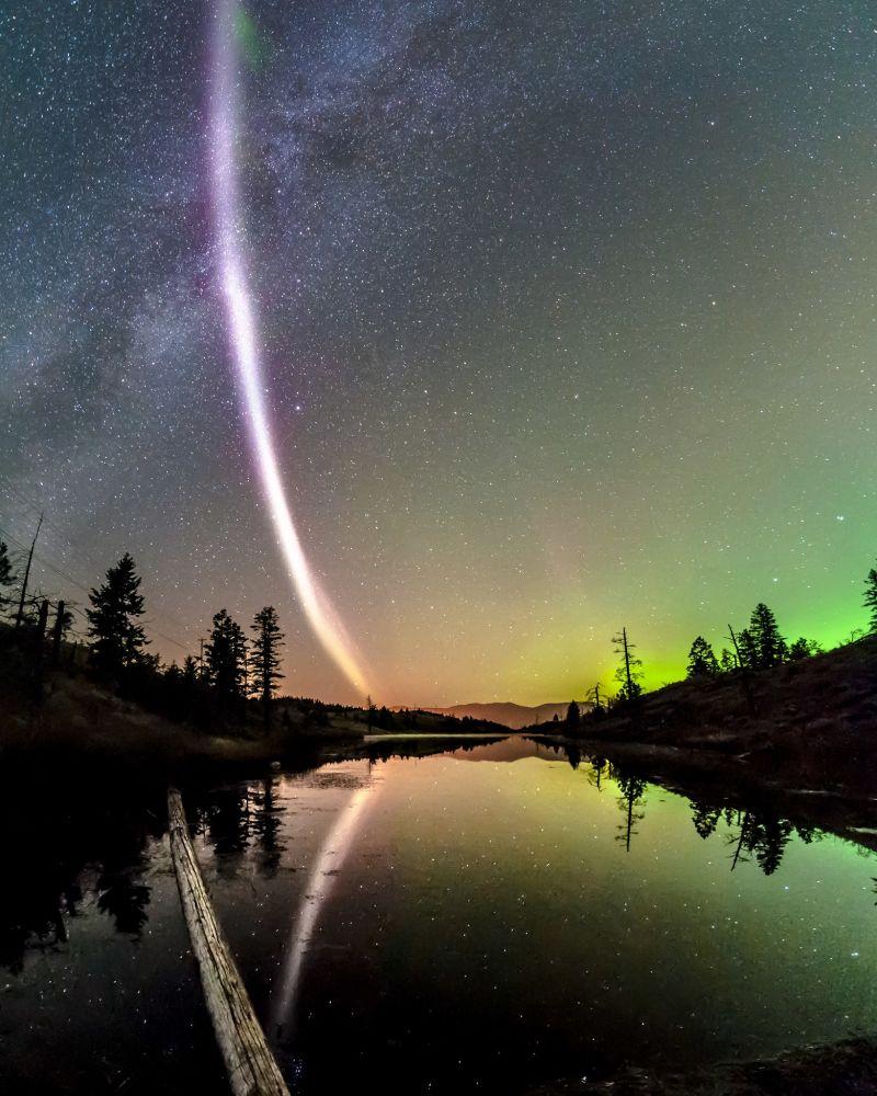 Ученые столкнулись с неизвестным атмосферным явлением