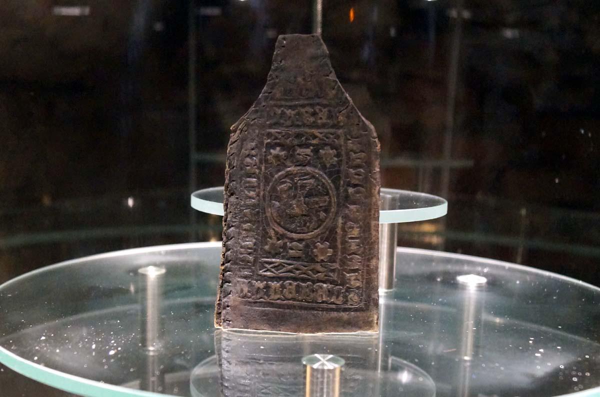 Краков. Подземный археологический музей