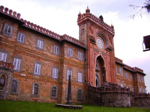 Экскурсия в замок Саммеццано
