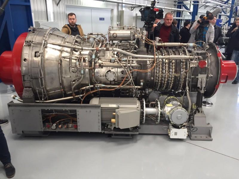 Россия нашла замену украинским турбинам