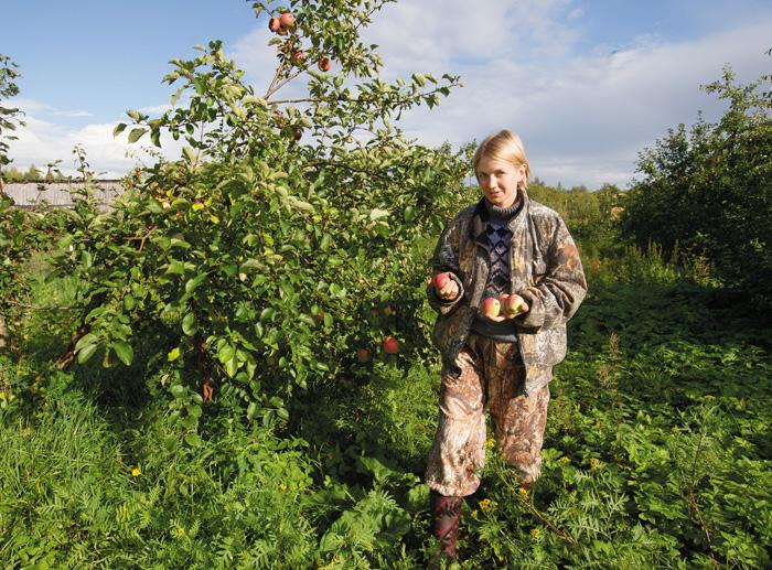Русское фермерство без глянца: история москвички, которая отправилась покорять замкадье