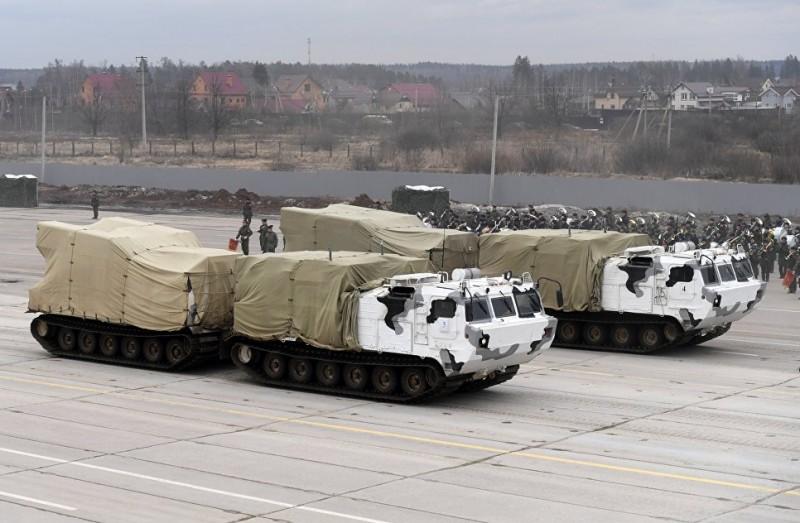 Чем Россия защищает свои военные интересы в Арктике?