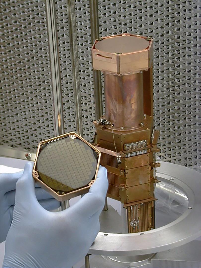 Тайна тёмной материи: что на самом деле засек детектор в Италии