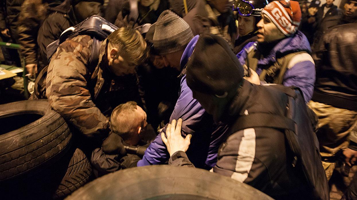 """""""Небесную сотню"""" Майдана положили свои же"""