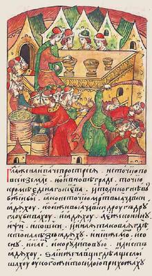 Потоп, землетрясение и треугольное Солнце: странные катаклизмы на Руси в 1230 году