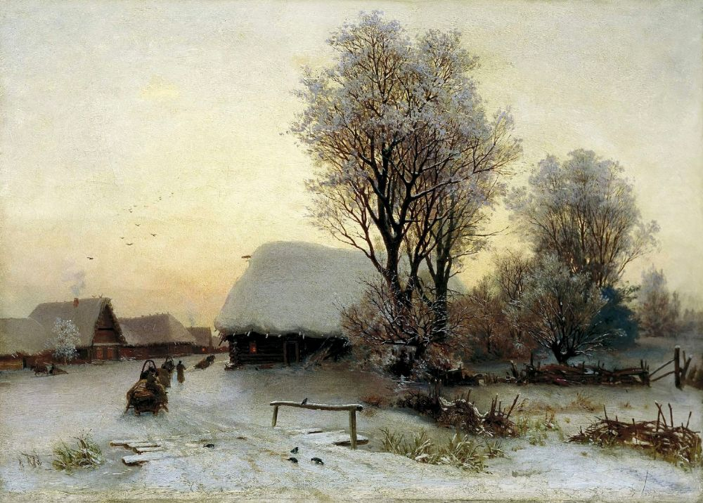 Славянские праздники декабря – смерть и рождение