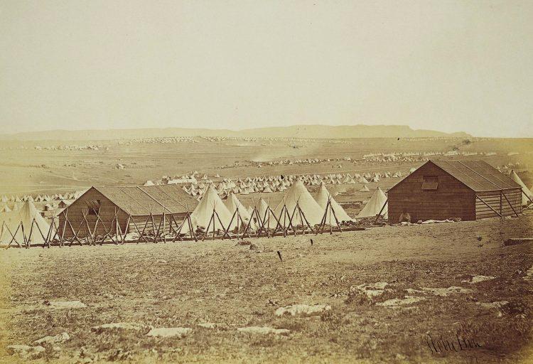 Уникальные фотографии Крымской войны 1853-1856