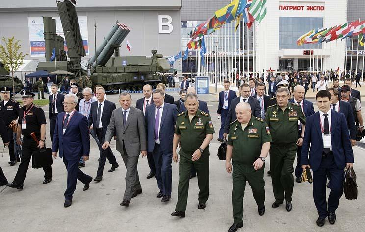 Итоги оружейного форума «Армия-2018»