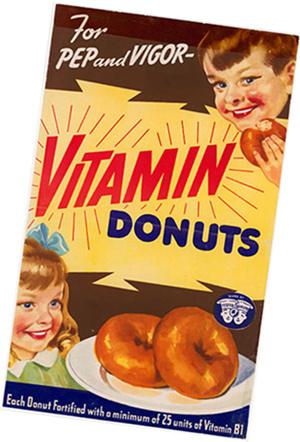 Что не так с витаминами?