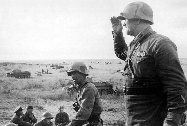 Красная армия на Халхин-Голе в 1939 году. Перед наступлением