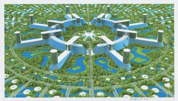 Жак Фреско и его Мир Будущего
