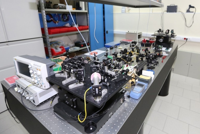 Лаборатория квантовых оптических технологий. Иллюстрация: Gov.ru