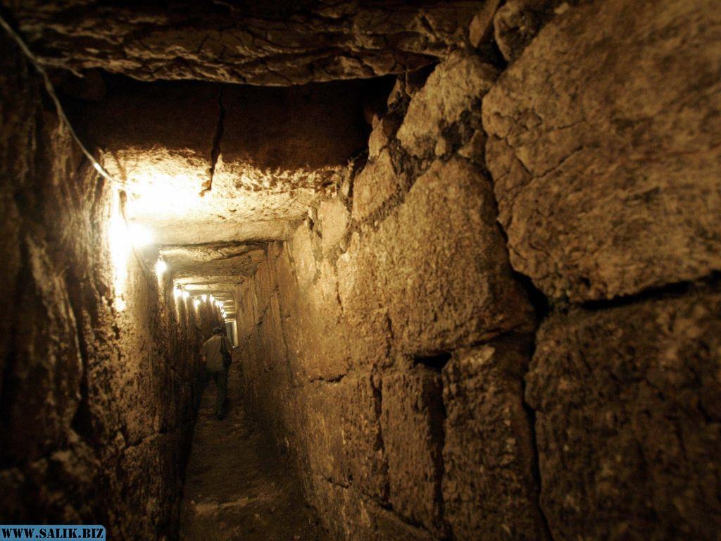 12000-летние подземные туннели реальны и простираются от Шотландии до Турции