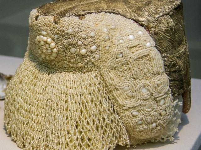 Жемчуг… Старинное украшение Северной Руси