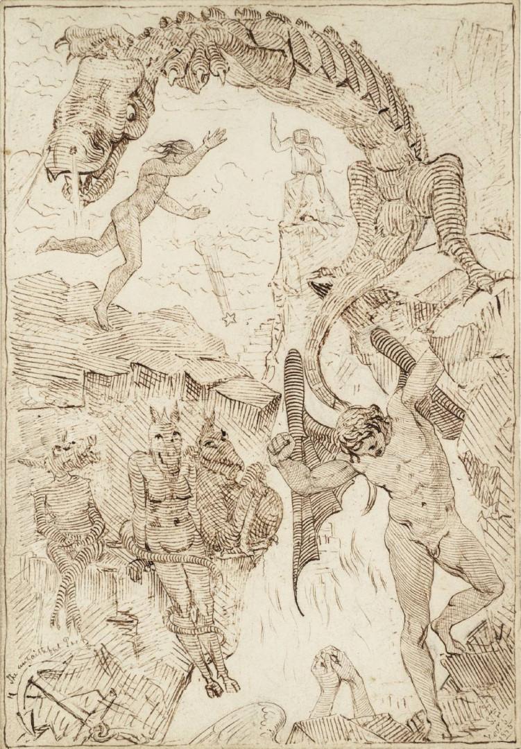 Себастьян Эванс. Поэт без веры. 1855