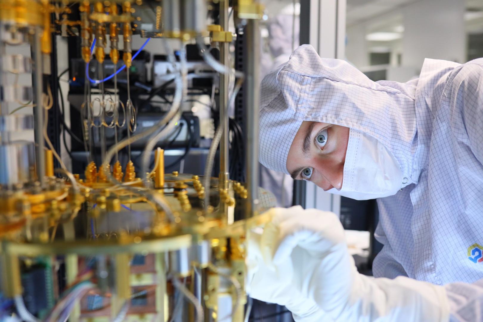 На разработку квантового компьютера может потребоваться до 20 лет и больше