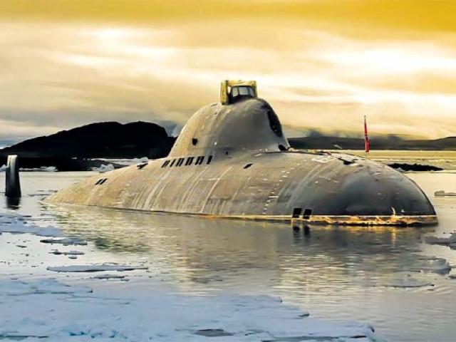 самая смертоносная подводная лодка