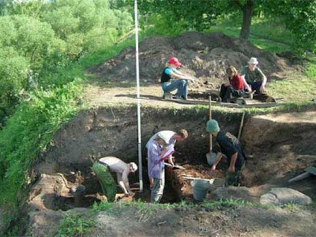 места древних поселений в нижегородской области водоемах